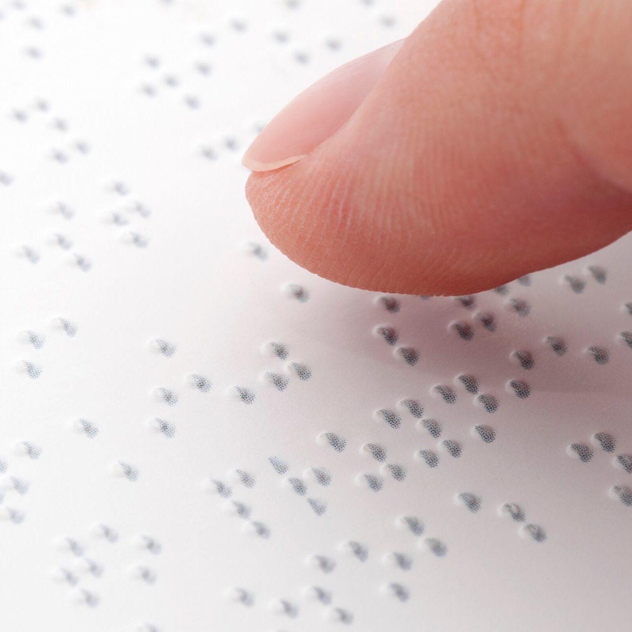 impresion braille